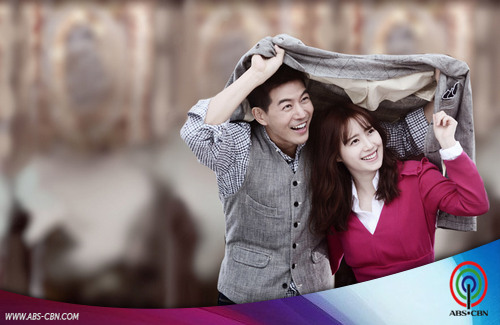 PHOTOS: Ku Hye Sun and Lee Sang Yoon Angel Eyes