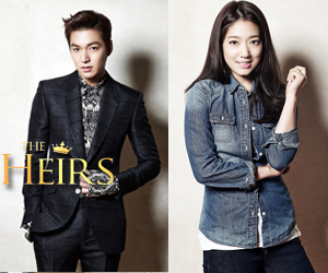 King of Asianovelas returns in The Heirs
