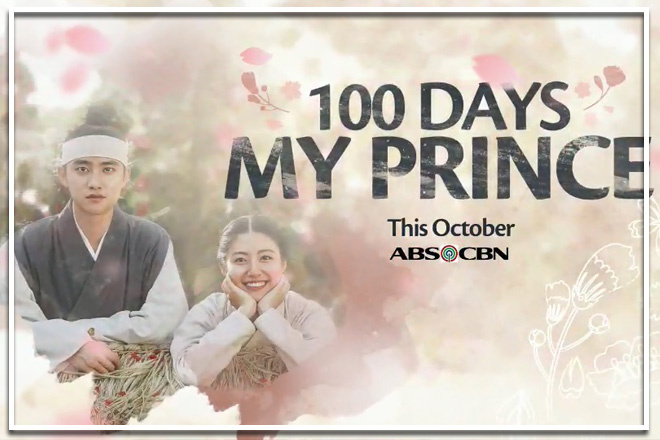 """100 Days My Prince"" set to capture hearts of Kapamilyas"